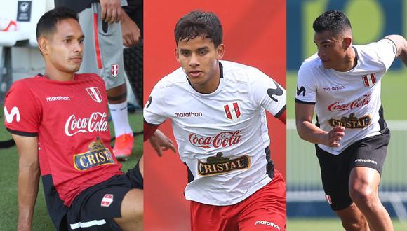 Cinco jugadores de la Selección Peruana aún no suman minutos en la Copa América 2021. (Foto: FPF)