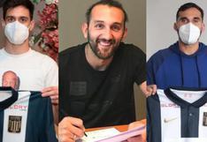 Todos a bordo: Lacerda, Barcos y Míguez alistan su incorporación a los entrenamientos de Alianza Lima