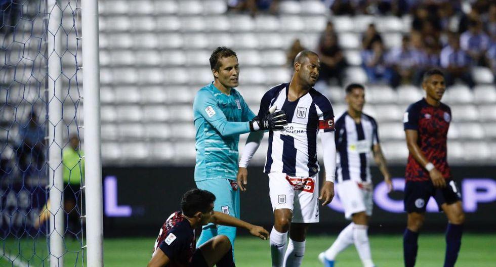 Alberto Rodríguez jugaría en Alianza ante Nacional por la Libertadores. (Foto: Joel Alonso)