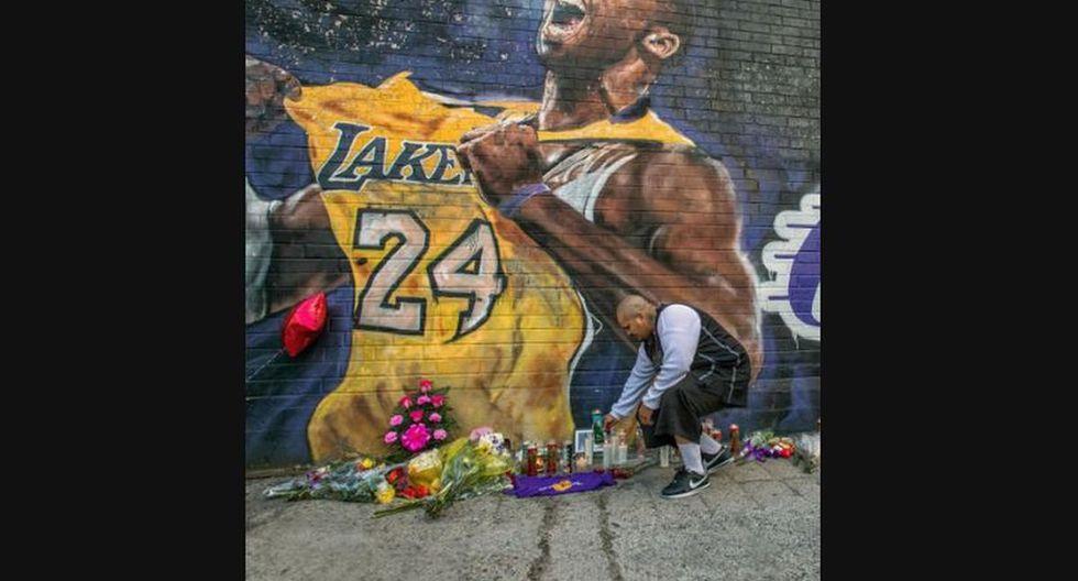 Kobe Bryant falleció el último domingo a causa de un accidente de helicóptero. (Fotos: Difusión)