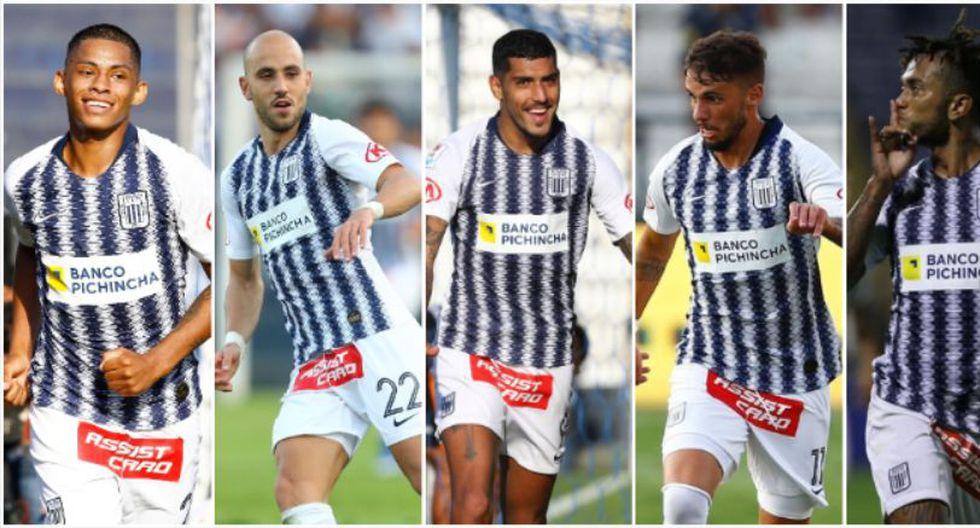 Alianza Lima: el ataque más efectivo y goleador del Clausura