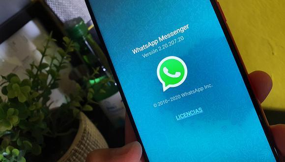 ¿Qué debo hacer si WhatsApp ya no funcionará en mi celular el 2021? Conoce todos los pasos. (Foto: Depor)