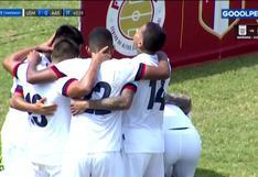 Santa ilusión: Vivanco y el gol de San Martín vs. Alianza Atlético que lo hace soñar con la permanencia [VIDEO]