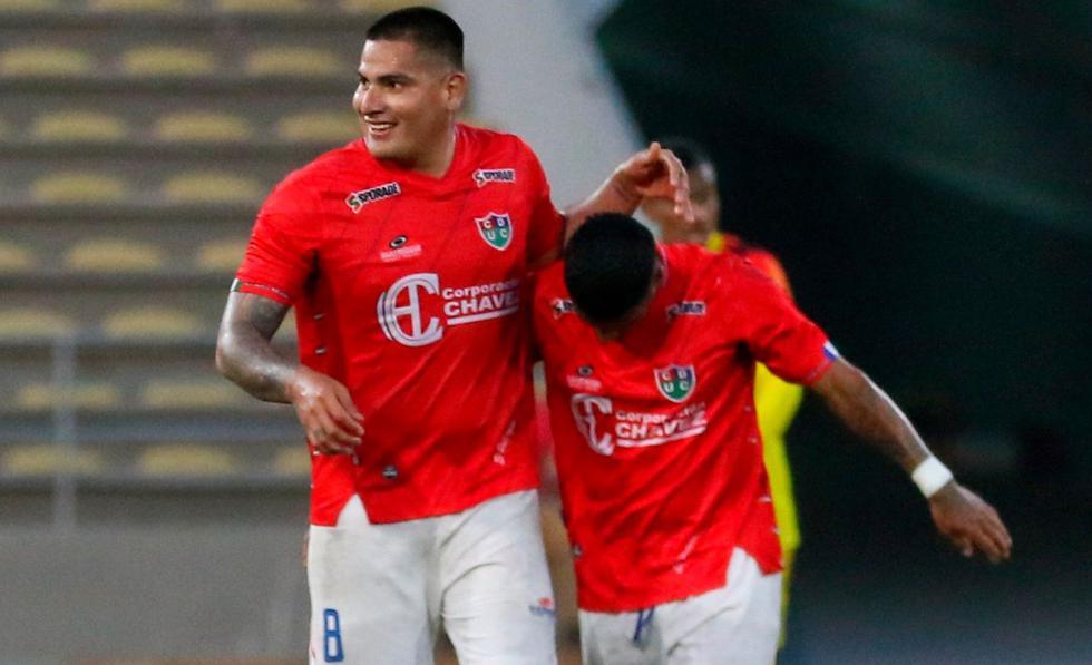 Diego Mayora n'a pas pu empêcher Unión Comercio d'être relégué en Ligue 2 pour une autre saison