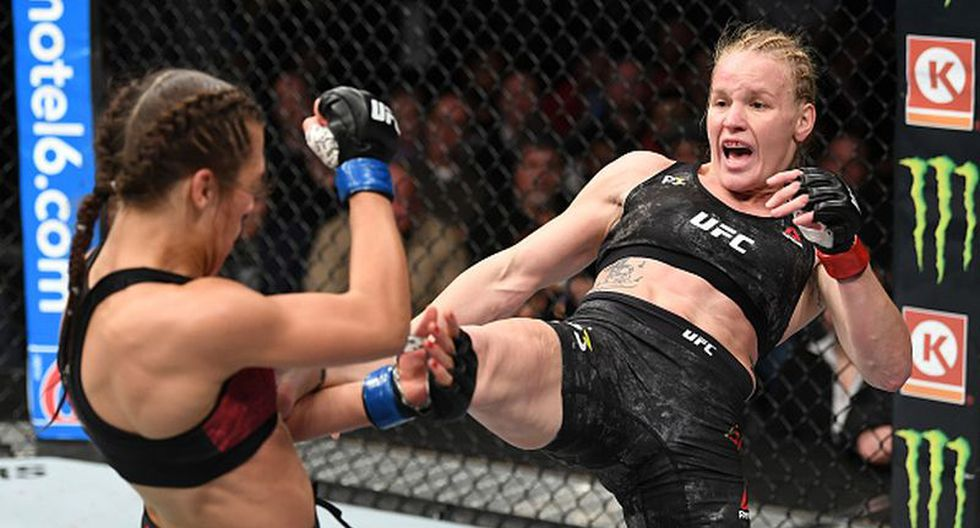 Valentina Shevchenko defendió a Jon Jones tras ser arrestado por conducir en estado de ebriedad. (Getty Images)