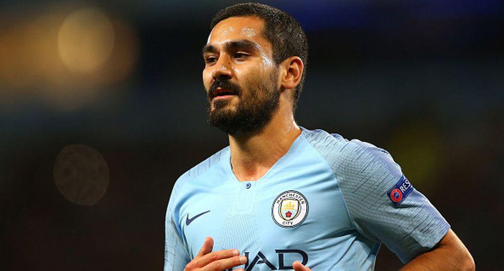 Jugador: Ilkay Gundogan | Situación actual: juega en Manchester City. (AFP/AP/Getty)