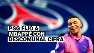 ¡Atención Real Madrid! PSG le pone nuevo precio a Mbappé tras triplete al Barcelona