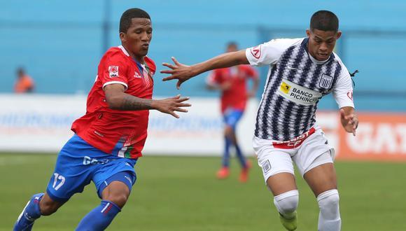 Alianza Lima y Unión Comercio se juegan la vida en el IPD de Moyobamba. (Foto: GEC)
