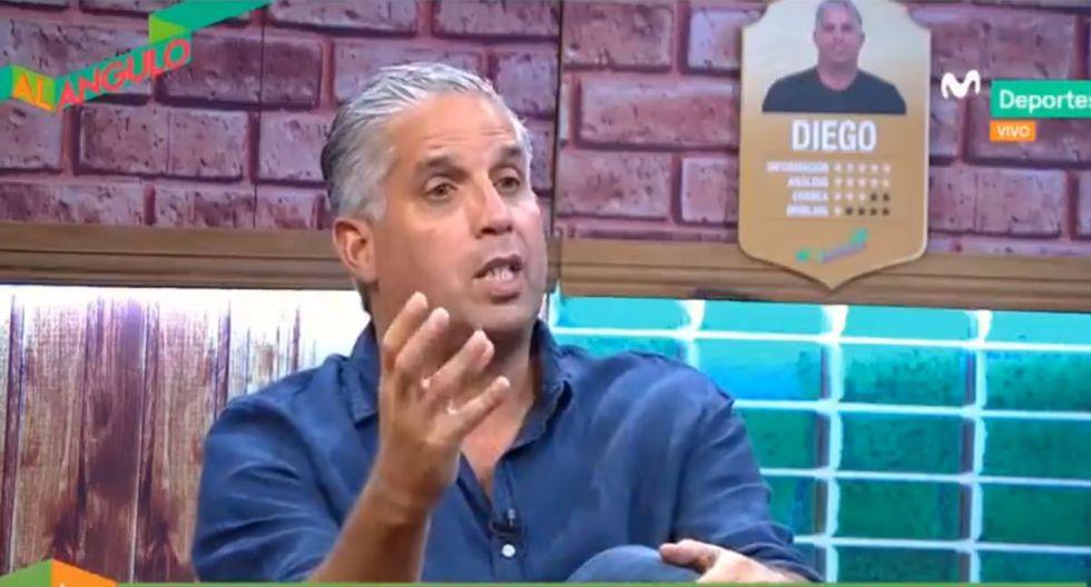 Diego Rebagliati explicó los motivos por los que Manuel Barreto se fue de Sporting Cristal. (Captura)