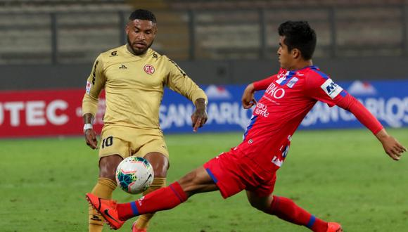 UTC y Mannucci disputaron un partido lleno de goles por la fecha 18 del Apertura. (Foto: Liga 1).