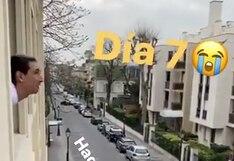 ¿Cuántos identificados? Di María y su locura al día 7 de la cuarentena en Francia por el coronavirus [VIDEO]