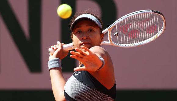 Naomi Osaka se retiró del Roland Garros tras altercado con la organización por no declarar a la prensa. (Twitter)
