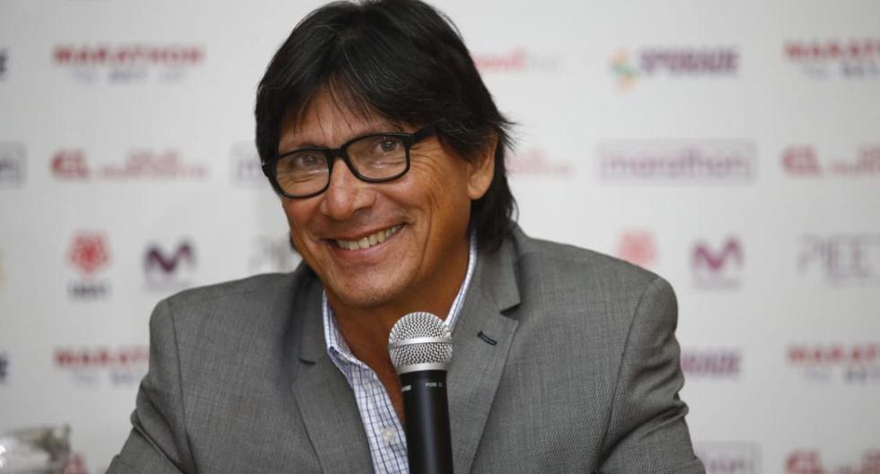 Ángel Comizzo volvió para dirigir a Universitario de Deportes. (Francisco Neyra/GEC)