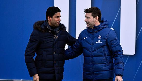 Mauricio Pochettino fue entrenador del Tottenham hasta noviembre de 2019. (Getty)