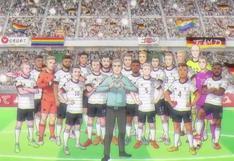 Al estilo de los 'Súper Campeones': Alemania presentó a su plantel de fútbol para los Juegos Olímpicos [VIDEO]