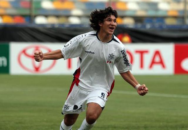 Ovelar a été champion national avec San Martín en 2008. (Photo: Facebook)