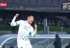 Gol polémico: Funes Mori marcó el 3-1 del Cruz Azul vs. Monterrey [VIDEO]