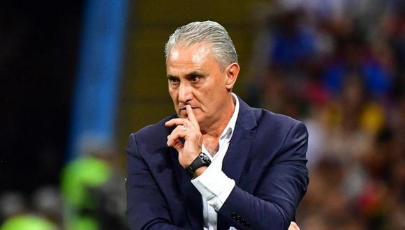Tite dirige a la selección de Brasil desde junio del 2016. (Foto: AFP)