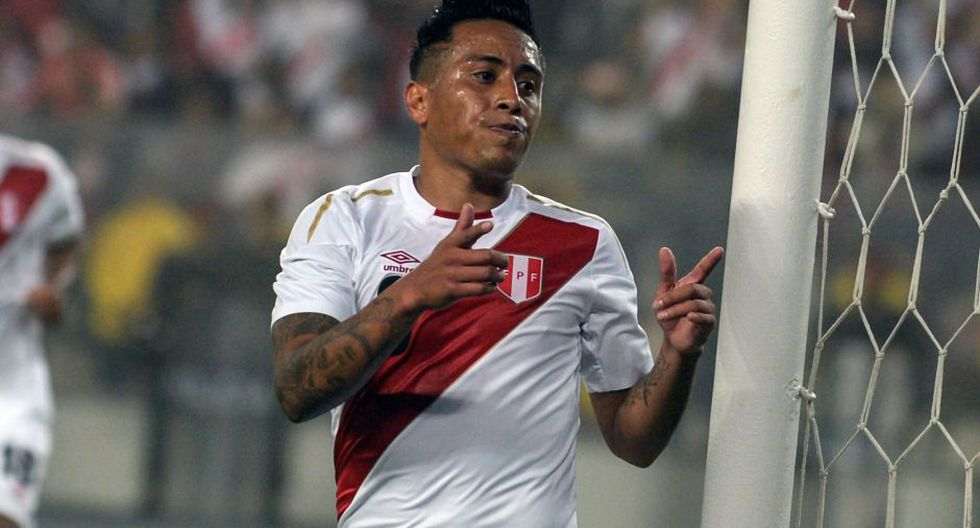 Christian Cueva - Pachuca (Foto: AFP)