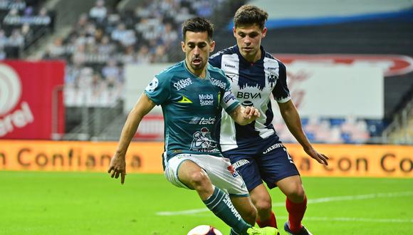 Monterrey vs. León se vieron las caras este miércoles por una jornada pendiente de la Liga MX 2021 (Foto: @clubleonfc)