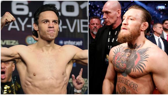 Julio César Chávez Jr aseguró que noqueará a Conor McGregor en una pelea de boxeo. (Getty Images)