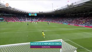 Eurocopa 2021: Mira el golazo de Patrick Schick en el triunfo de República Checa