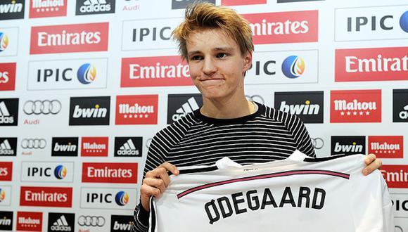 Martin Odegaard volverá a ser jugador del Real Madrid para la temporada 2020-21. (Getty Images)