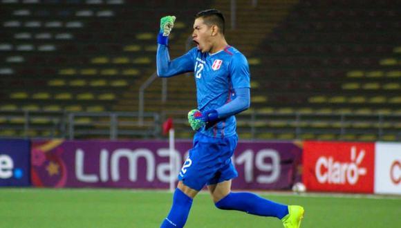 Massimo Sandi fue parte de la selección peruana que participó del Sudamericano Sub 17 del 2019. (Fotos: Selección Peruana)