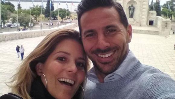 Día de la Mujer: Claudio Pizarro envió mensaje por sus redes sociales. (Foto: Instagram)