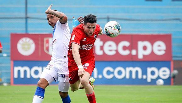 Alianza Atlético y Cienciano jugaron en el Alberto Gallardo. (Foto: Liga 1)