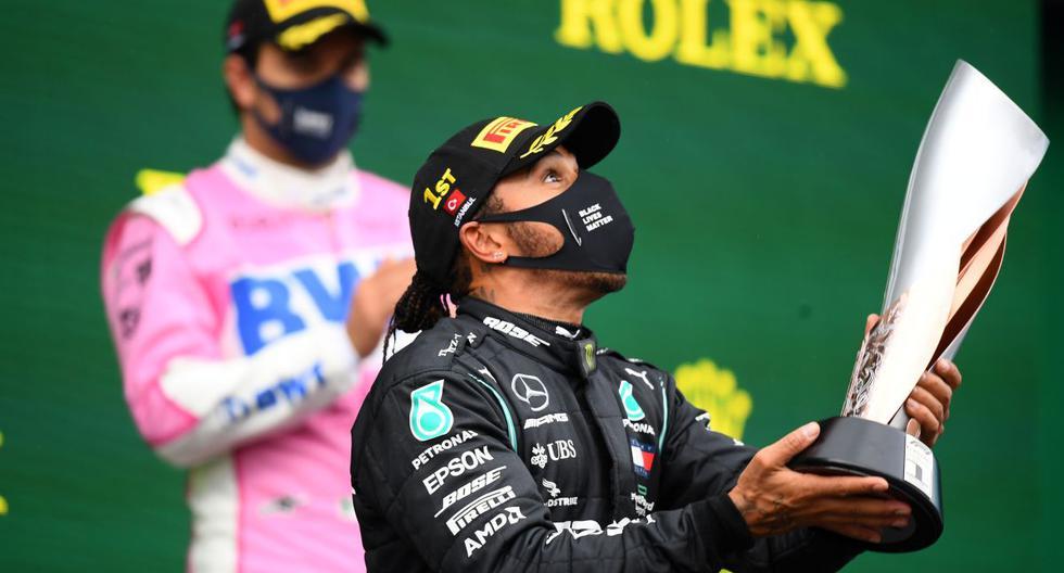 Igualó histórico récord de Shumacher: Lewis Hamilton se coronó en el GP de Turquía