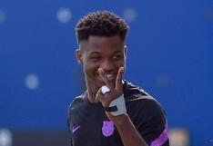 Con una cláusula de un billón de euros: Ansu Fati y el Barça ponen fecha para firmar la renovación