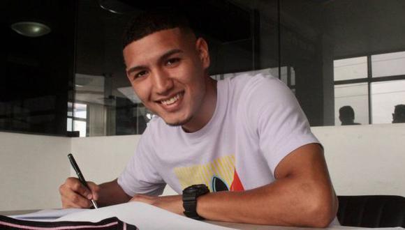 Cabello firmó a inicios de año para jugar a préstamo en Sport Boys todo el 2021. (Foto: Sport Boys)