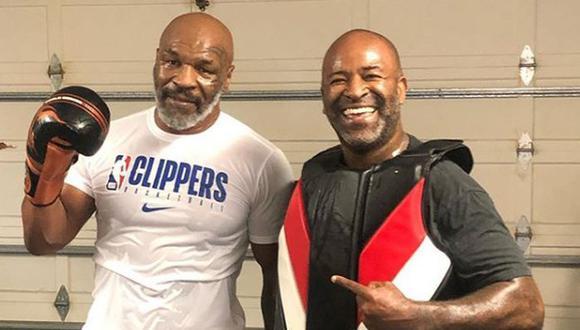 El envidiable estado físico de Mike Tyson a sus 53 años. (Instagram)