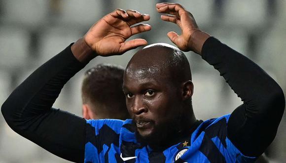 Romelu Lukaku llegó al Inter Milán en el 2019 procedente del Manchester United. (Foto: AFP)
