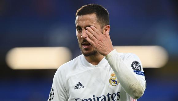 Eden Hazard aseguró que aún no está para jugar 90 minutos. (Foto: REUTERS)