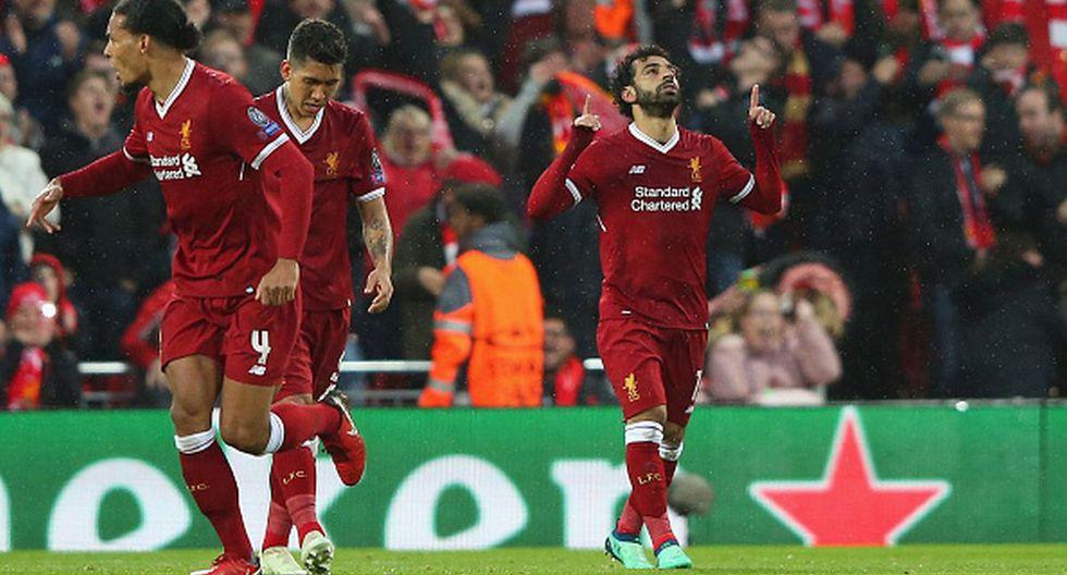 Liverpool vs. Roma en Anfield por las semifinales de la Champions League. (Foto: Getty)