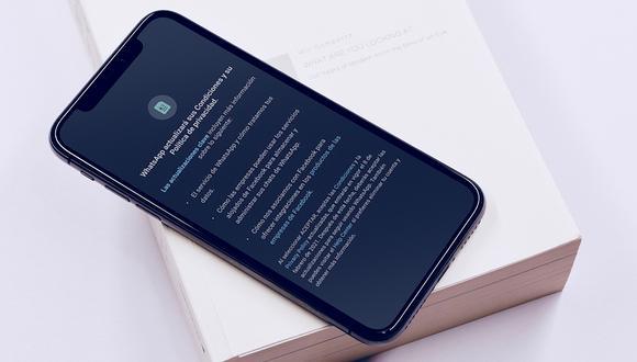 ¿Te ha llegado el mensajes de las nuevas políticas de WhatsApp 2021? Esto debes hacer. (Foto: Depor)