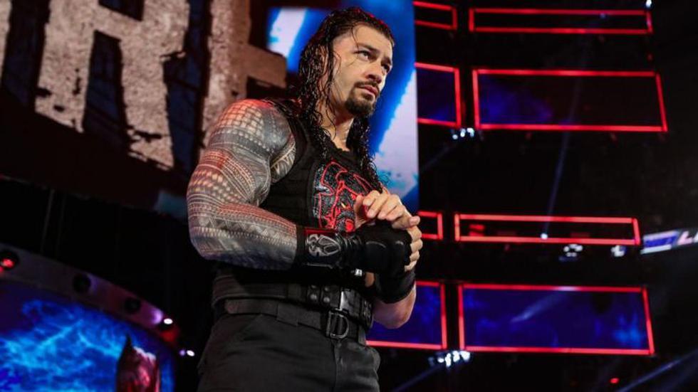 Roman Reigns no estará en WrestleMania 36 por ser vulnerable al coronavirus. (WWE)