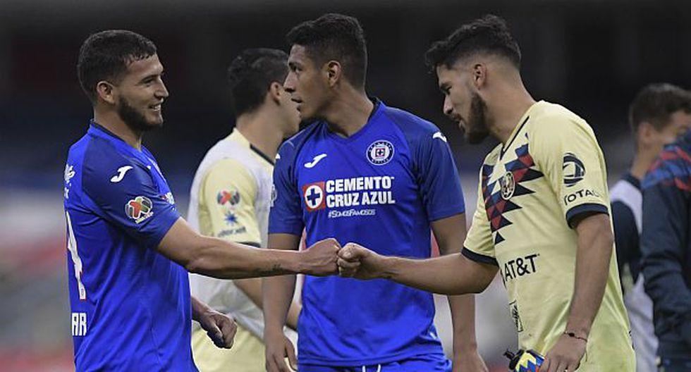 El América-Cruz Azul fue el último partido que se jugó del Clausura de Liga MX. (Foto: AFP)