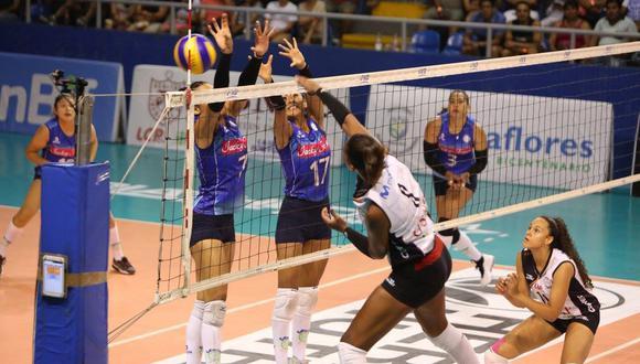 La Liga Nacional Superior de Voleibol femenino arrancará en noviembre y se prolongará hasta mediados del 2020. (Foto: LNSV)