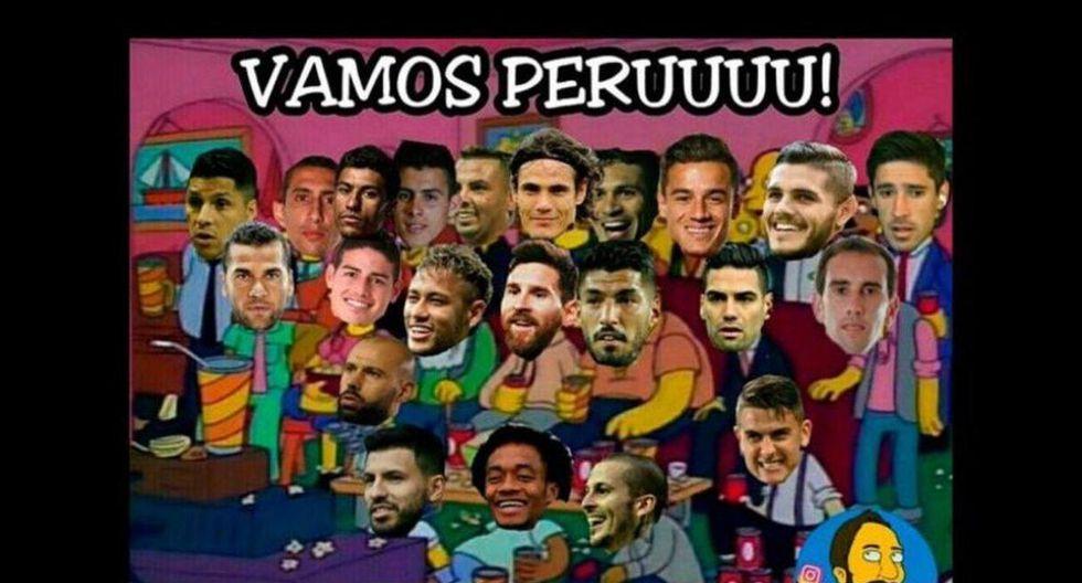 Los memes ya calienta la previa del Perú vs. Chile por la Copa América 2019. (Facebook)