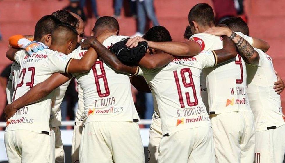 Universitario de Deportes y los cuatro partidos claves que tendrá que ganar para seguir en la lucha por el título. (Foto: Prensa 'U')