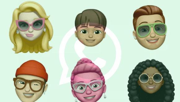 Así podrás usar los stickers con tu cara de Facebook en WhatsApp. (Edición)