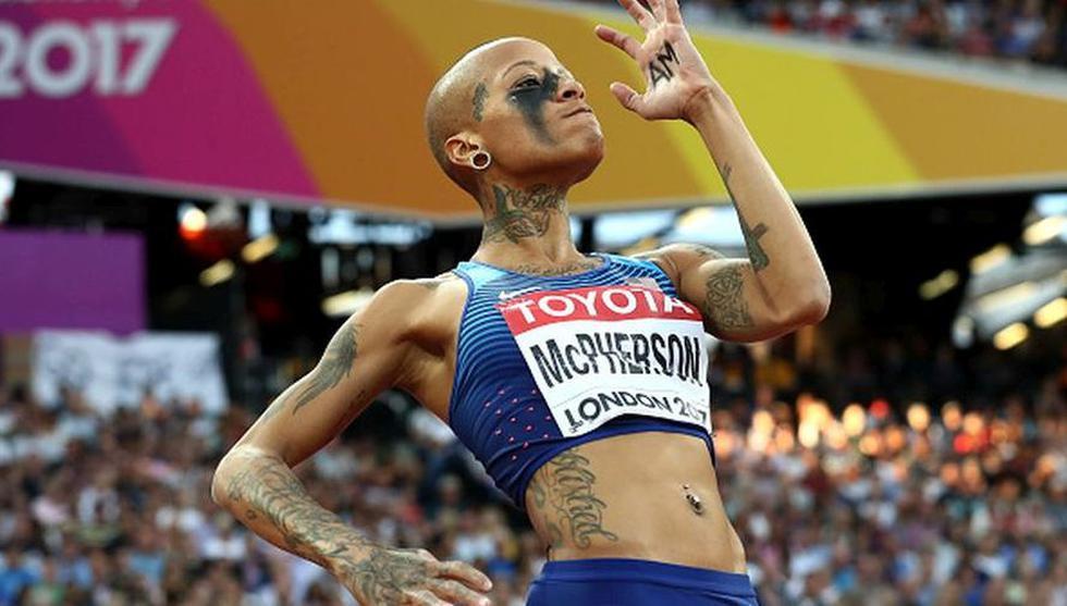 Inika McPherson (Getty Images/Difusión)