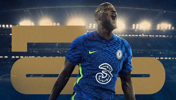 Romelu Lukaku es el fichaje más caro del Chelsea. (Foto: Difusión)