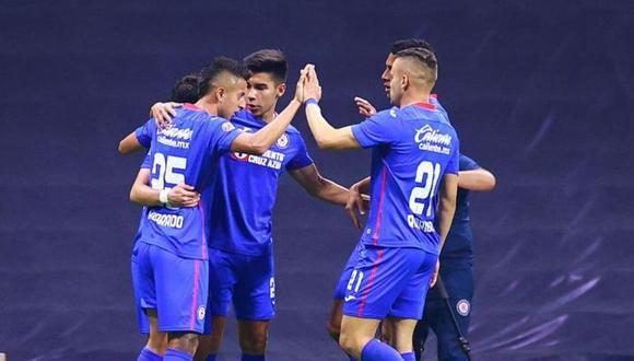 Cruz Azul vs. Chivas se enfrentaron por la fecha 14 de la Liga MX 2021 este sábado (Foto: @CruzAzul)