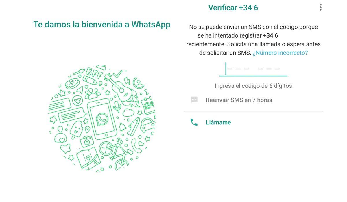 De esta forma podrás bloquear WhatsApp de inmediato. (Foto: WhatsApp)