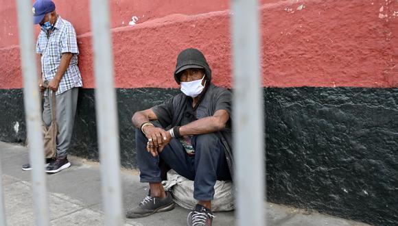 El coronavirus en Perú continúa su avance (Foto: AFP)