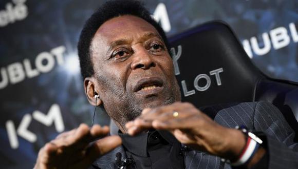 Pelé contará sucesos desconocidos de su vida en documental de Netflix. (Foto: AFP)